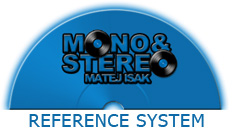Mono&Stereo - Reference system